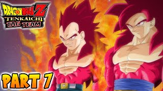 "getlinkyoutube.com-DragonBall Z: Tenkaichi Tag Team - Part 7 ""Android Armada"" (DBZ Xenoverse Training)"