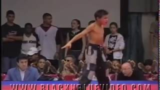 Taylor Lautner 2003 Bluegrass Nationals Karate Tournament