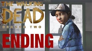 getlinkyoutube.com-THE BIG DECISION | THE WALKING DEAD SEASON 2 #14