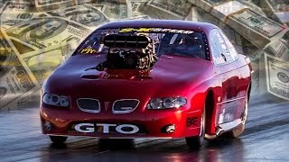 getlinkyoutube.com-Supercharged GTO Races For a WHOPPING $50,000!