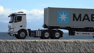TAMIYA 1/14 R/C Tractor Trucks RC Arocs 3363 6x4