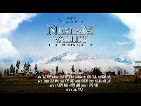 Kashmir-Neelam Valley