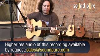 getlinkyoutube.com-Eastman AC822 Indian Rosewood Englemann Spruce Acoustic Guitar Demo