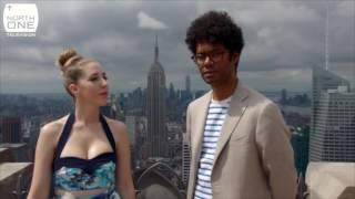 getlinkyoutube.com-Richard Ayoade & Katherine Ryan in New York - Travel Man S03E01