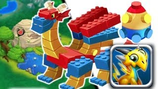 getlinkyoutube.com-How to Breed Block Dragon 100% Real! Dragon City Mobile!