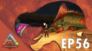 getlinkyoutube.com-ARK Survival Evolved S1Ep56 DodoRex Kill!!