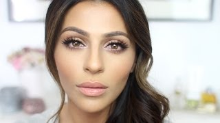 getlinkyoutube.com-How To Contour and Highlight Makeup Tutorial | Teni Panosian