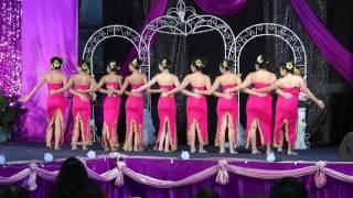 getlinkyoutube.com-Nkauj Hmoob Peev Xwm (Round 2) -   Sacramento Hmong New Year 2015 2016