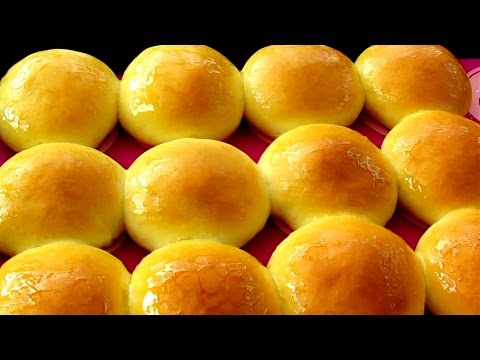 Step By Step: Super Soft and Fluffy Dinner Rolls | Slider Buns | Homemade Bread Rolls Recipe