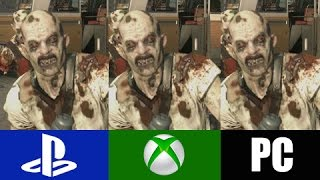 getlinkyoutube.com-Dying Light | PS4 VS XBOX ONE VS PC | Graphics Comparison