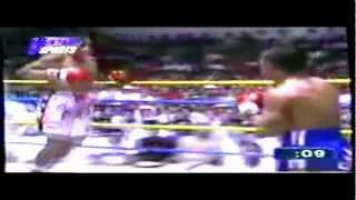 Manny Pacquiao vs Rustico Torrecampo