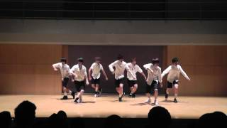 getlinkyoutube.com-BTS(방탄소년단) - I NEED U dance cover [S.U.E Showcase 07/21/2015]