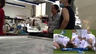 getlinkyoutube.com-2012 올림픽 축구 한국 대 일본 재미교포 반응