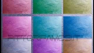 getlinkyoutube.com-Dipingere Salotto Salone Camera da letto - Tecnica della spennellata