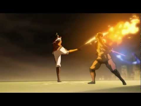 Avatar: The Legend of Korra - Lost in the Echo