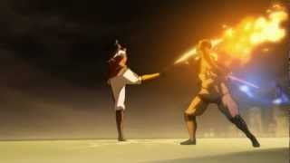 Avatar: The Legend of Korra - Lost in the Echo AMV клипы 2012