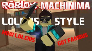 getlinkyoutube.com-How Loleris Got Famous (ft. Tntad) - A ROBLOX Machinima