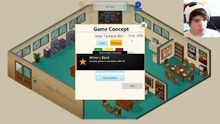 getlinkyoutube.com-OCTOPUSSY XXX: The Tentacle Tyrant - (Game Dev Tycoon #5)
