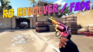 getlinkyoutube.com-CS:GO - R8 Revolver | Fade Gameplay