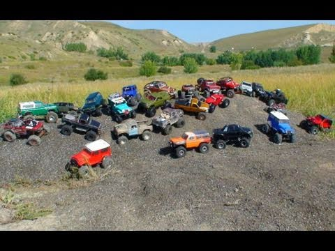 RC ADVENTURES - T.T.C - SCALE RC TRUCKS - MUDDING, TRIALS, OBSTACLES