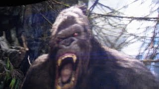 Full King Kong 360 3-D Show 2015, Universal Studios Hollywood