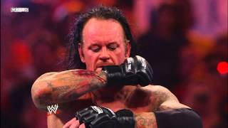 getlinkyoutube.com-The Undertaker vs. Shawn Michaels - Streak vs. Career Match: WrestleMania XXVI