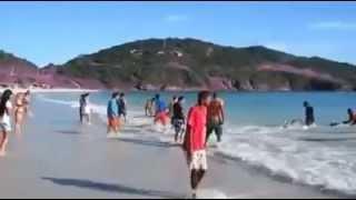 getlinkyoutube.com-ظاهرة غريبة جدا على أحد الشواطئ سبحان الله