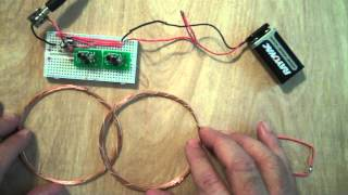 Simple BFO Metal Detector - Improved Circuit Design