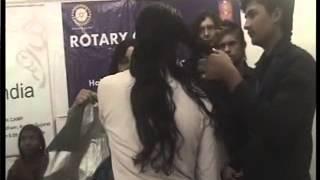 getlinkyoutube.com-Hair for Hope Gujarat  4