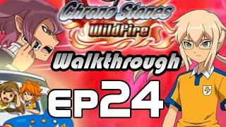 Inazuma Eleven GO Chrono Stones Wildfire Walkthrough Episode 24 - Jeanne Miximax Gabi (Chapter 5)