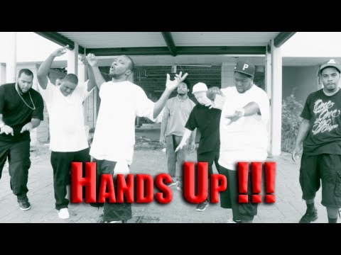 Christian Rap - Joshua - Hands Up