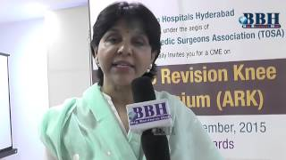Ms. Sangitha Reddy Apollo Joint Replacement Surgery