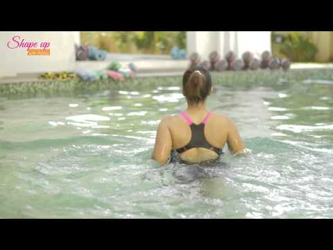 Get Started: Warmup Exercises for Aqua Aerobics / Water Workouts