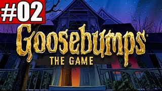Goosebumps The Game Walkthrough Part 2 No Commentary Gameplay Lets Play