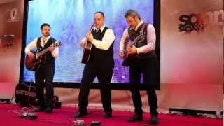BARTENDER - GROSS (LIVE RED CARPET TEATRO ARISTON, SANREMO 2013)