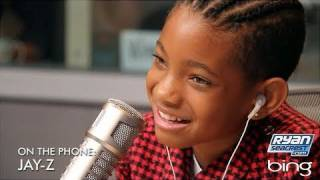 Jay-Z signe Willow Smith