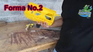 getlinkyoutube.com-3 formas de realizar el corte 45 sin ser carpintero