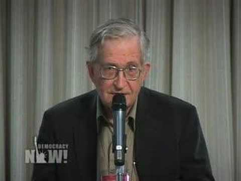 Noam Chomsky at the United Nations 6/5/06 Part 1