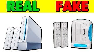 10 WORST Console RIP-OFFS of ALL TIME (FAKE XBOX, Wii, PS4)