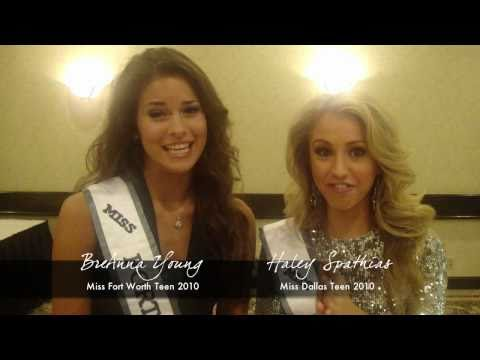 Challenge ... Thumbnail BreAnna and Haley at Miss Texas USA 2011 ...