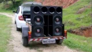 getlinkyoutube.com-Hard Power Hp 2550 rms 5.1k  - Evolution Sound - Ascurra - SC