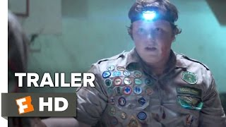 getlinkyoutube.com-Scouts Guide to the Zombie Apocalypse Official Trailer #1 (2015) - Tye Sheridan Movie HD