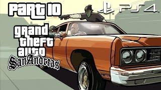 Grand Theft Auto San Andreas PS4 Gameplay Walkthrough Part 10 - THE RUSSIANS (GTA San Andreas PS4)