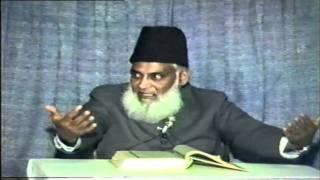 1/7- Tafseer Surah Al-Hashr (01 To 04) By Dr. Israr Ahmed