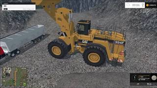 getlinkyoutube.com-Farming simulator 2015 mining map