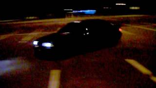 getlinkyoutube.com-Kopia filmu BMW E36 325i M50B25 SEDAN BURNOUT  ta technix facherkrummer