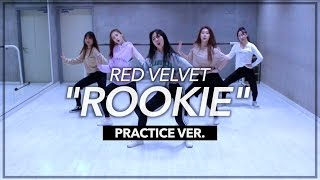 "레드벨벳(Red Velvet) ""루키(ROOKIE)"" 댄스커버 