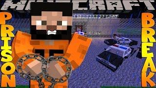 getlinkyoutube.com-Minecraft PRISON BREAK - LITTLE LIZARD, THE NEW PRISON GUARD!!