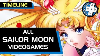 getlinkyoutube.com-All Sailor Moon Videogames