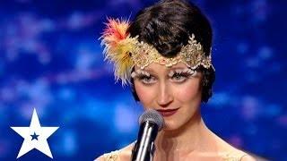 getlinkyoutube.com-Куриные танцы от Ксении - Україна має талант-6 - Кастинг в Киеве